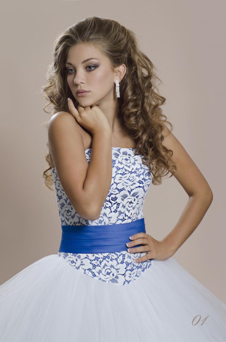 Свадебное платье Dianelli 01