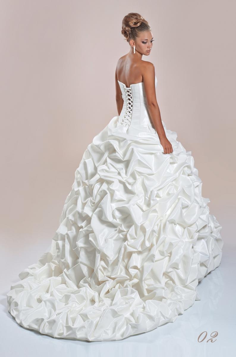 Свадебное платье Dianelli 02