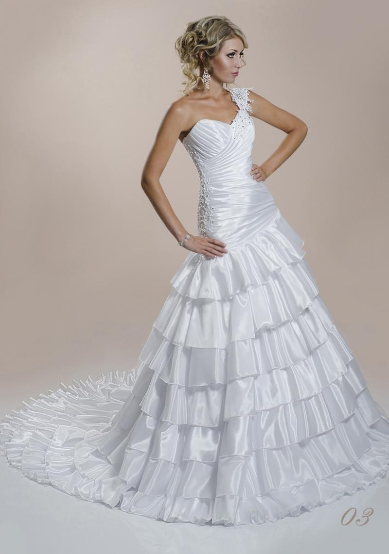Свадебное платье Dianelli 03