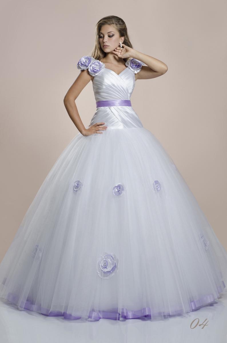 Свадебное платье Dianelli 04