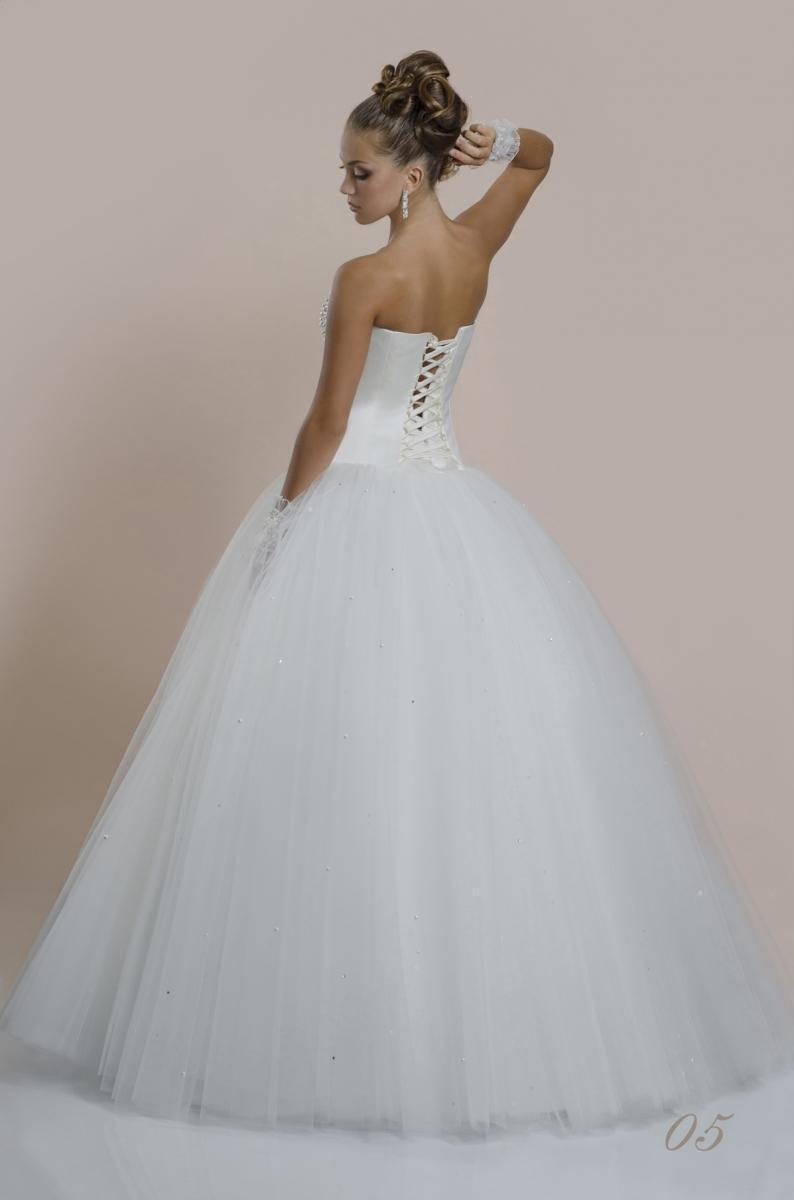 Свадебное платье Dianelli 05