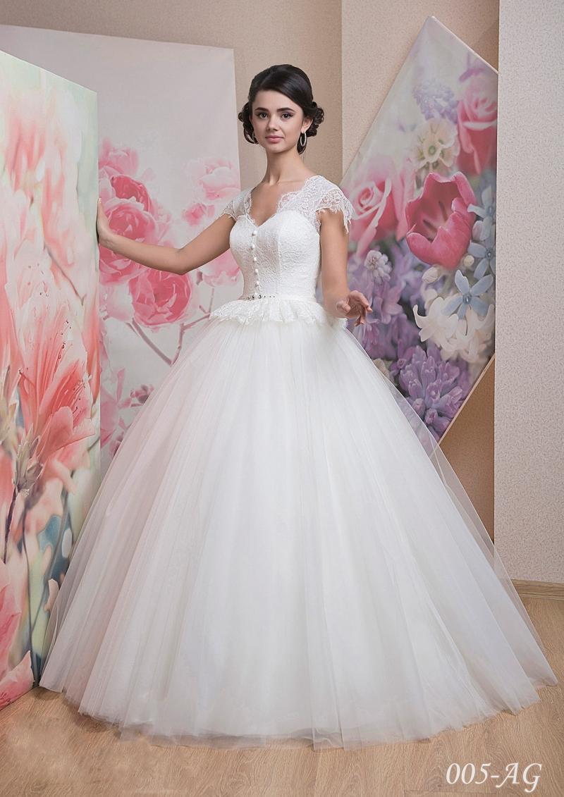 Свадебное платье Pentelei Dolce Vita 005-AG