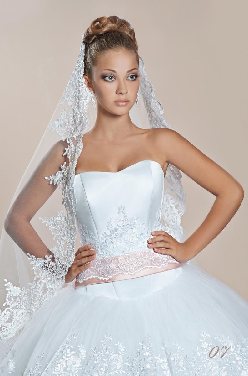 Свадебное платье Dianelli 07