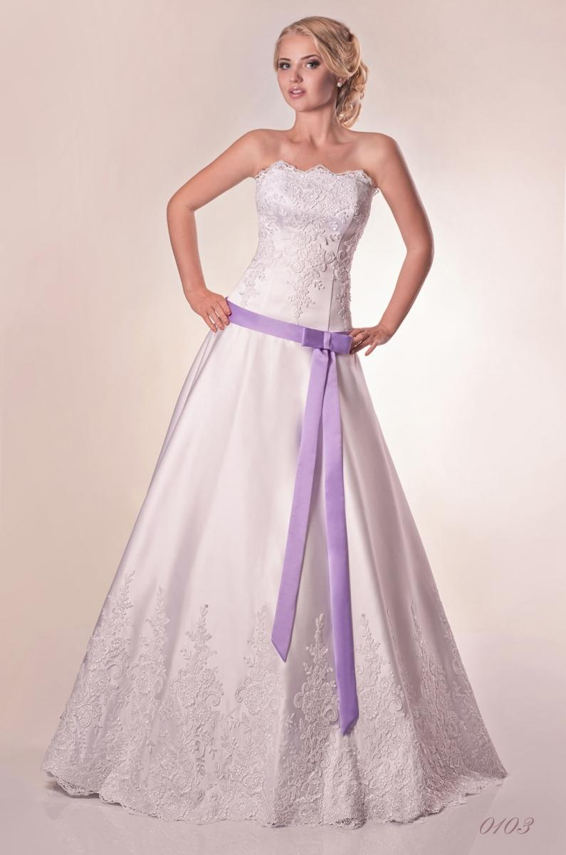 Свадебное платье Dianelli 0103