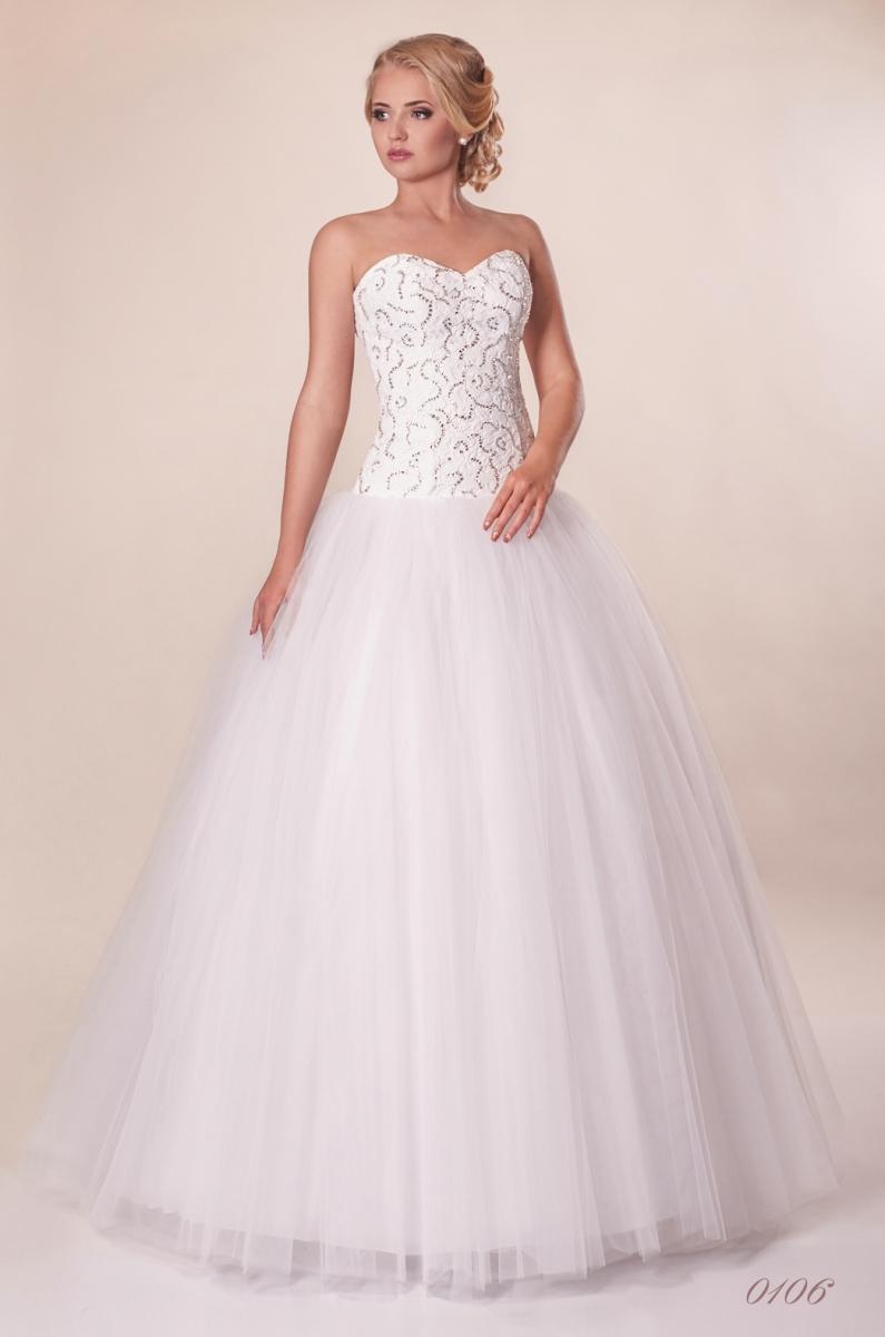 Свадебное платье Dianelli 0106