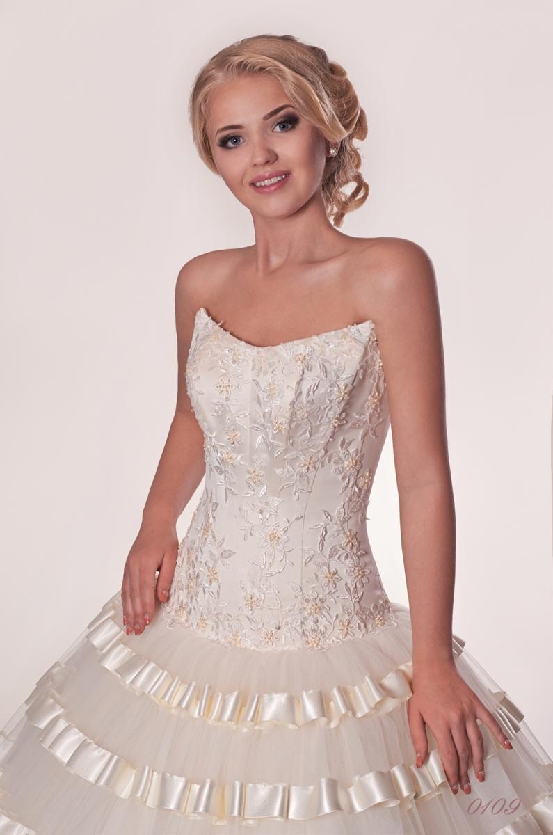 Свадебное платье Dianelli 0109
