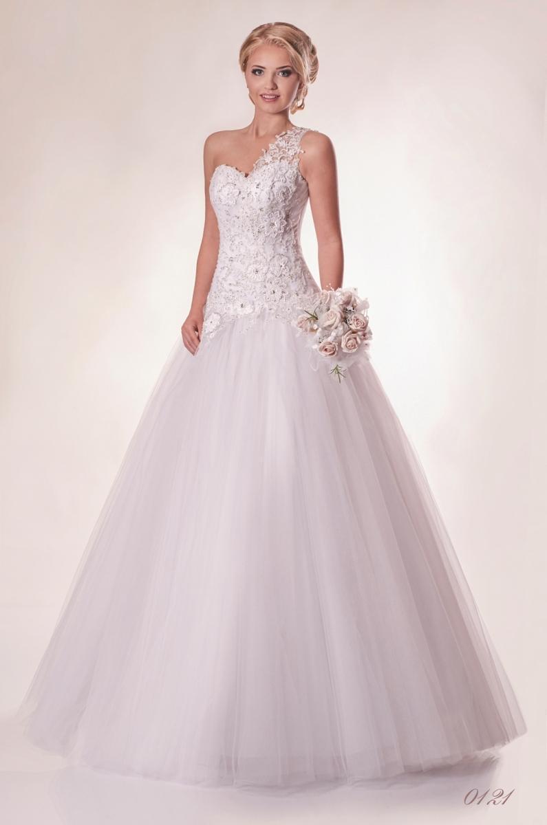 Свадебное платье Dianelli 0121