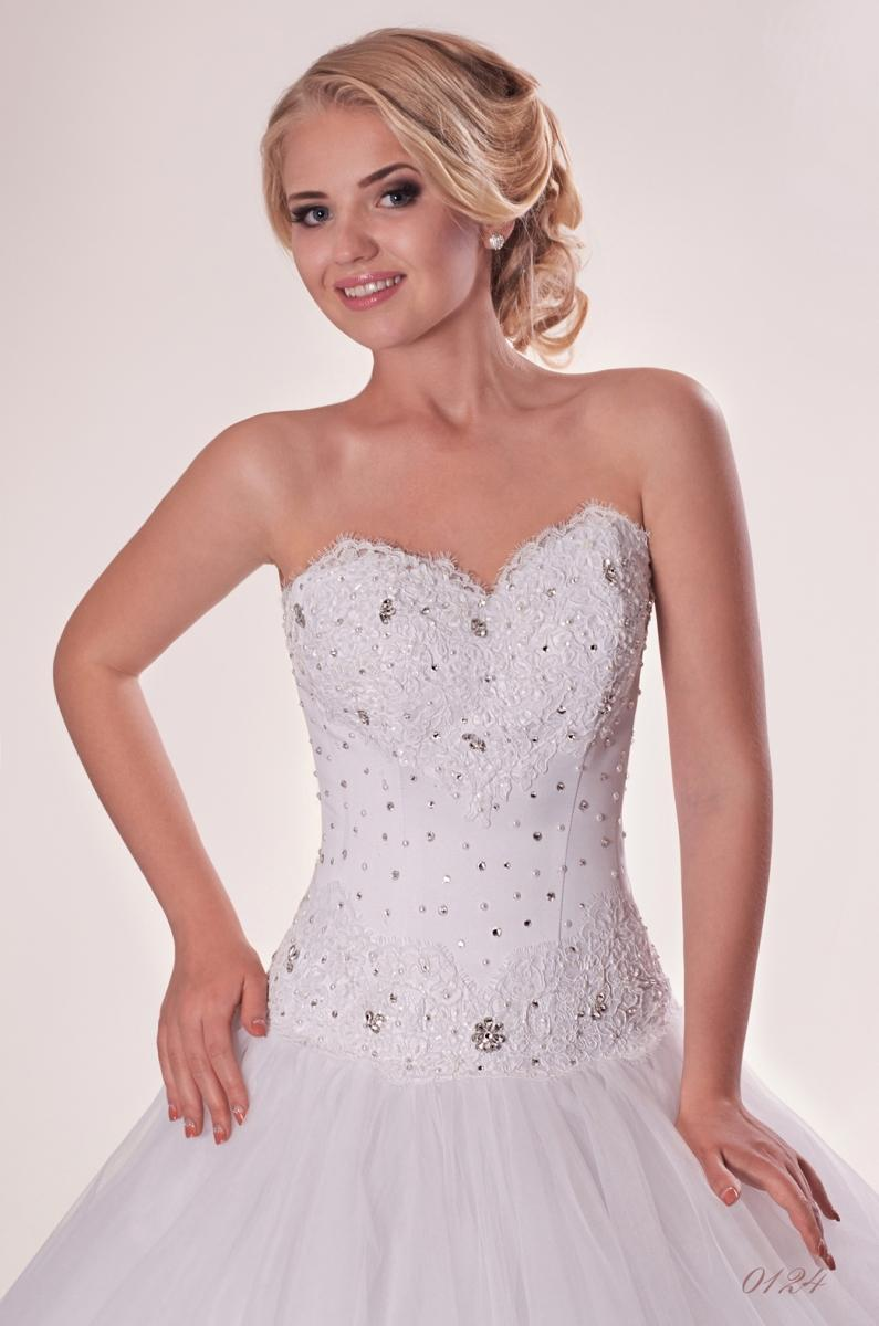 Свадебное платье Dianelli 0124