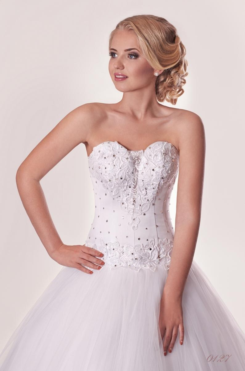 Свадебное платье Dianelli 0127