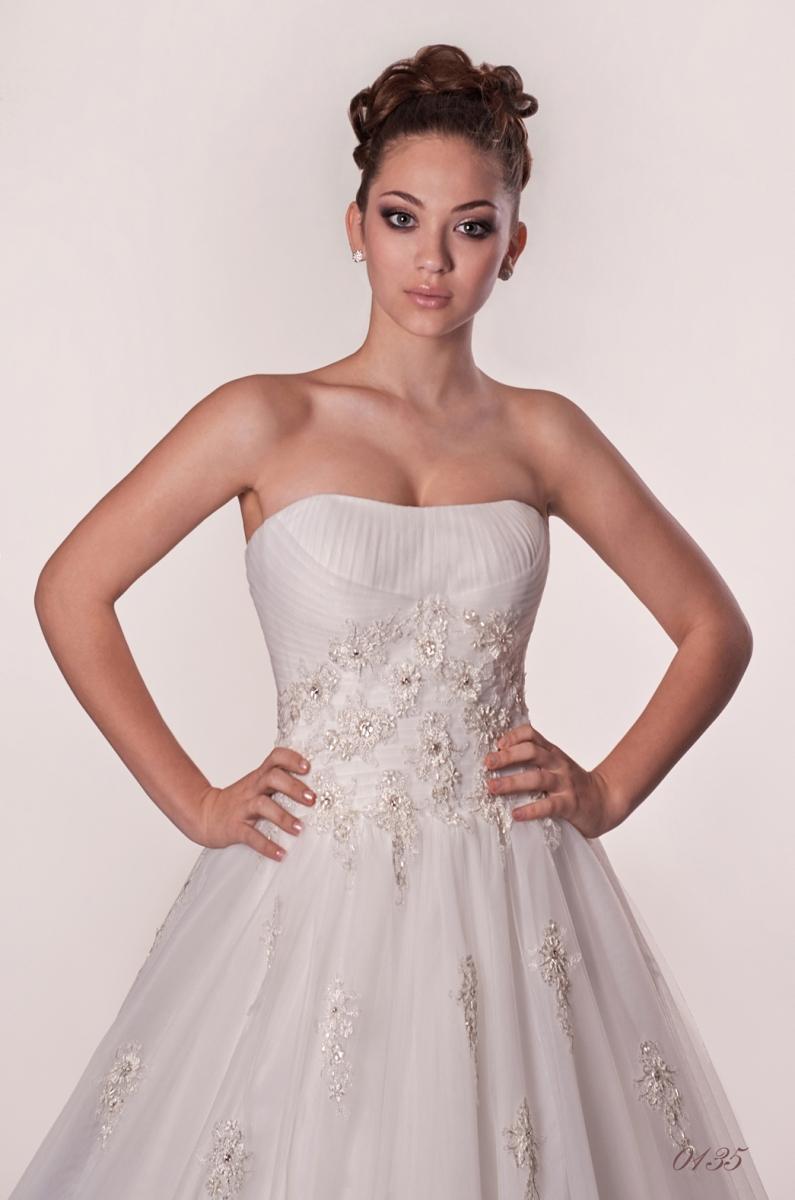 Свадебное платье Dianelli 0135