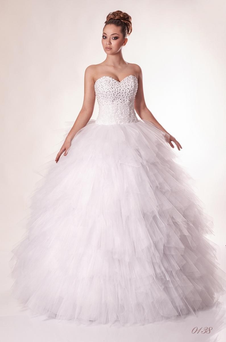 Свадебное платье Dianelli 0138