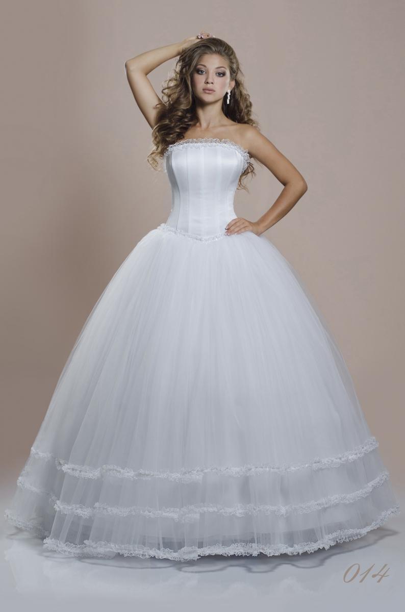 Свадебное платье Dianelli 014