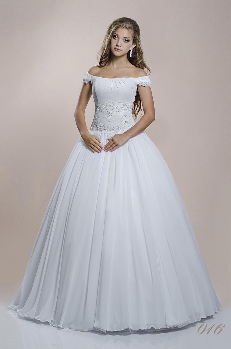 Свадебное платье Dianelli 016