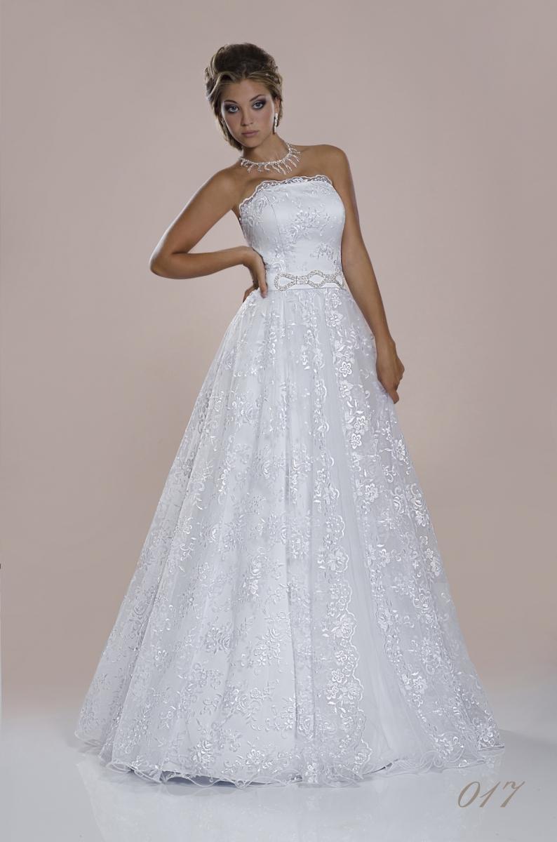 Свадебное платье Dianelli 017