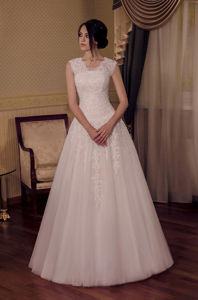 Svatební šaty Dianelli 0182