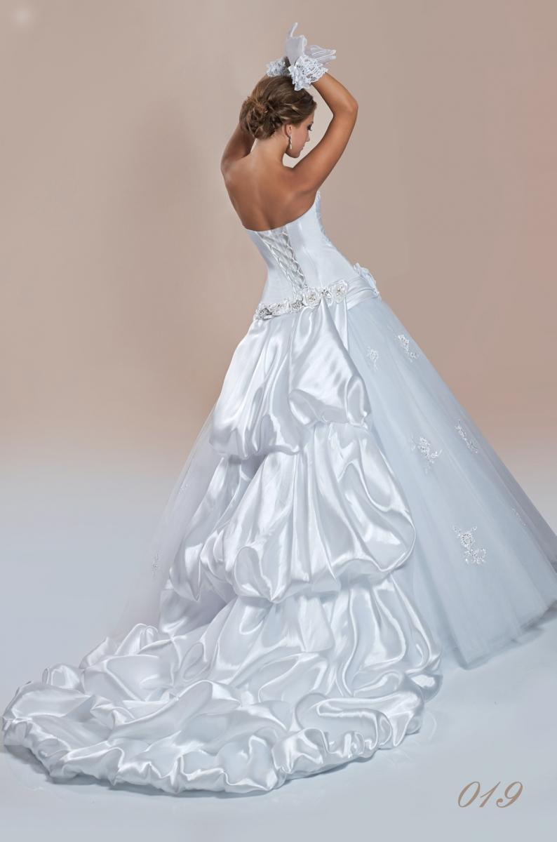Свадебное платье Dianelli 019
