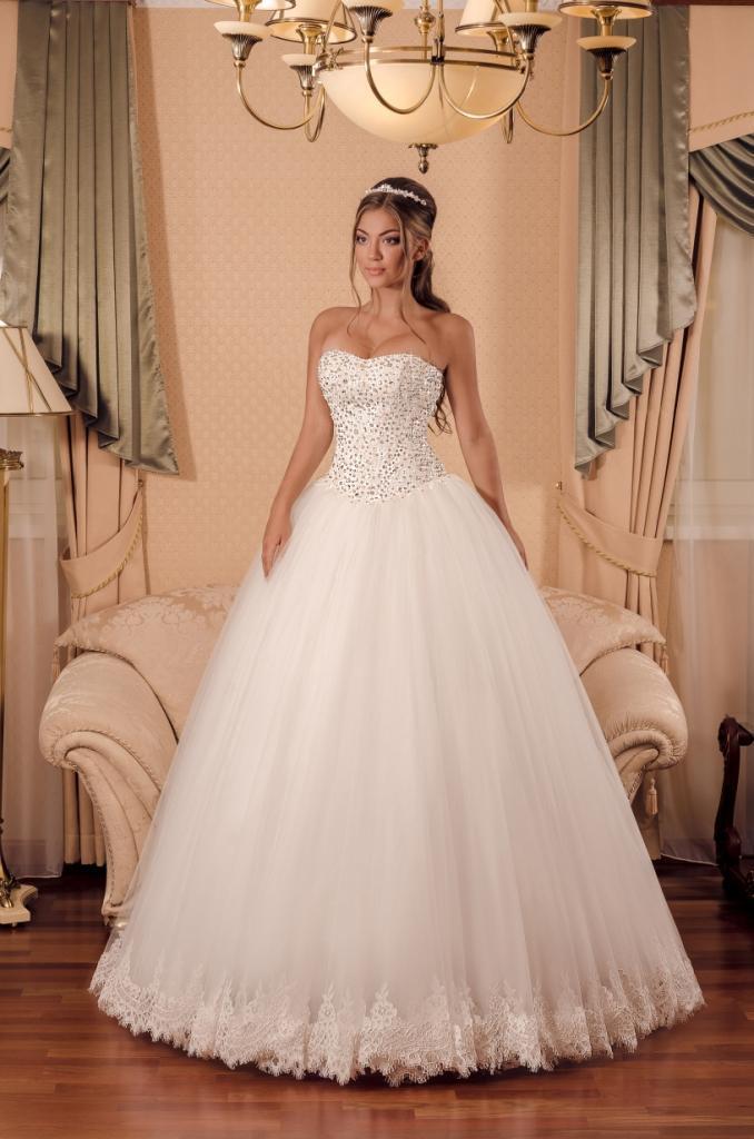 Свадебное платье Dianelli 0199