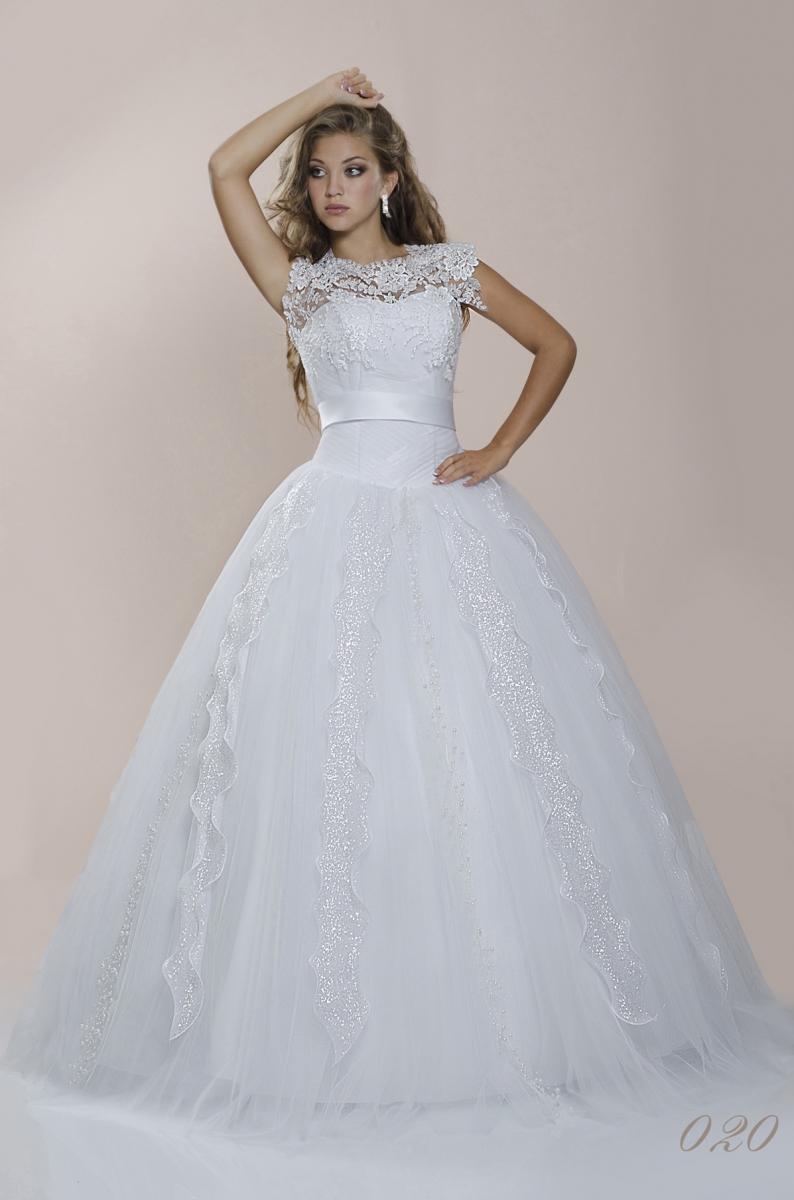 Свадебное платье Dianelli 020