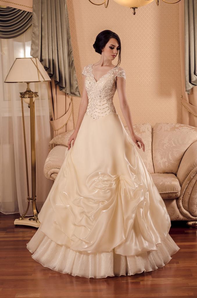 Свадебное платье Dianelli 0221