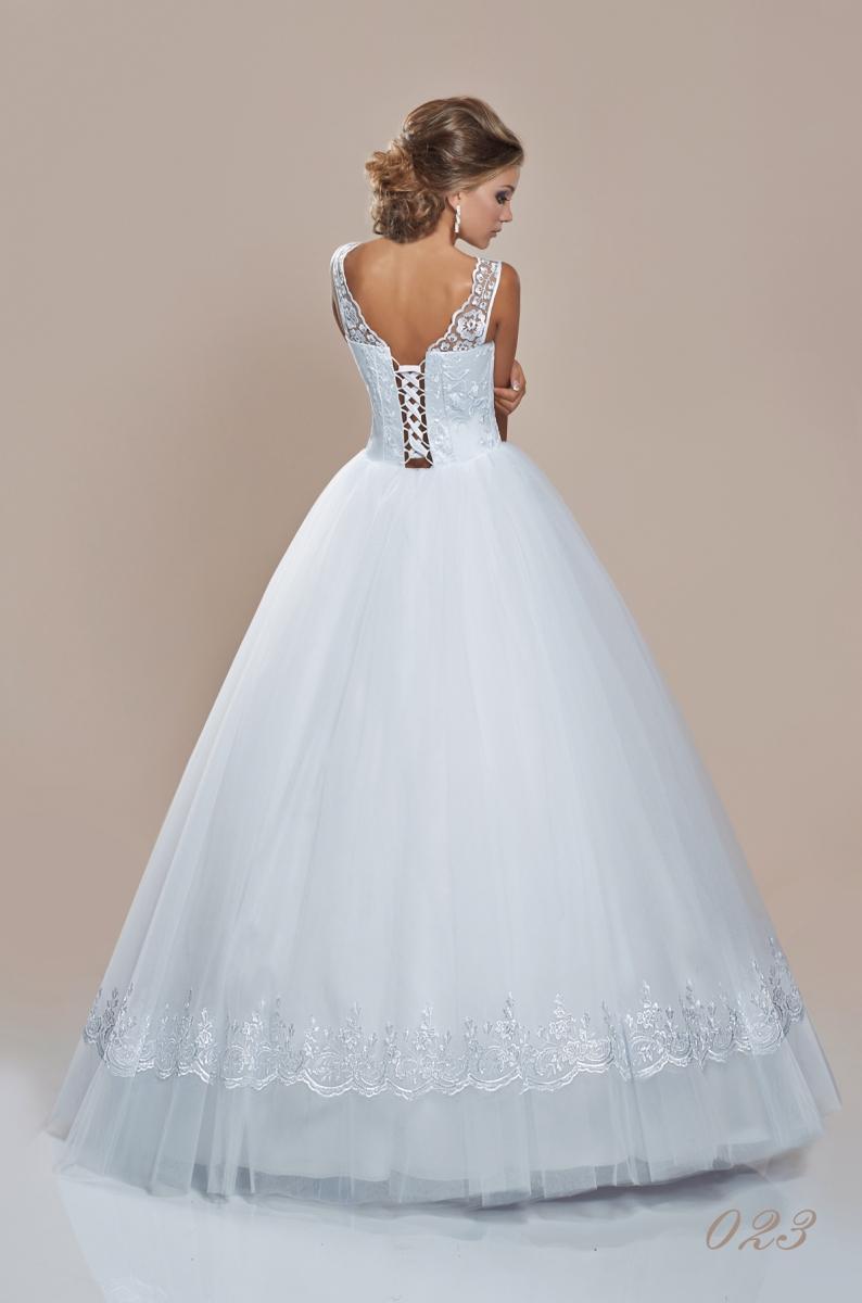 Свадебное платье Dianelli 023