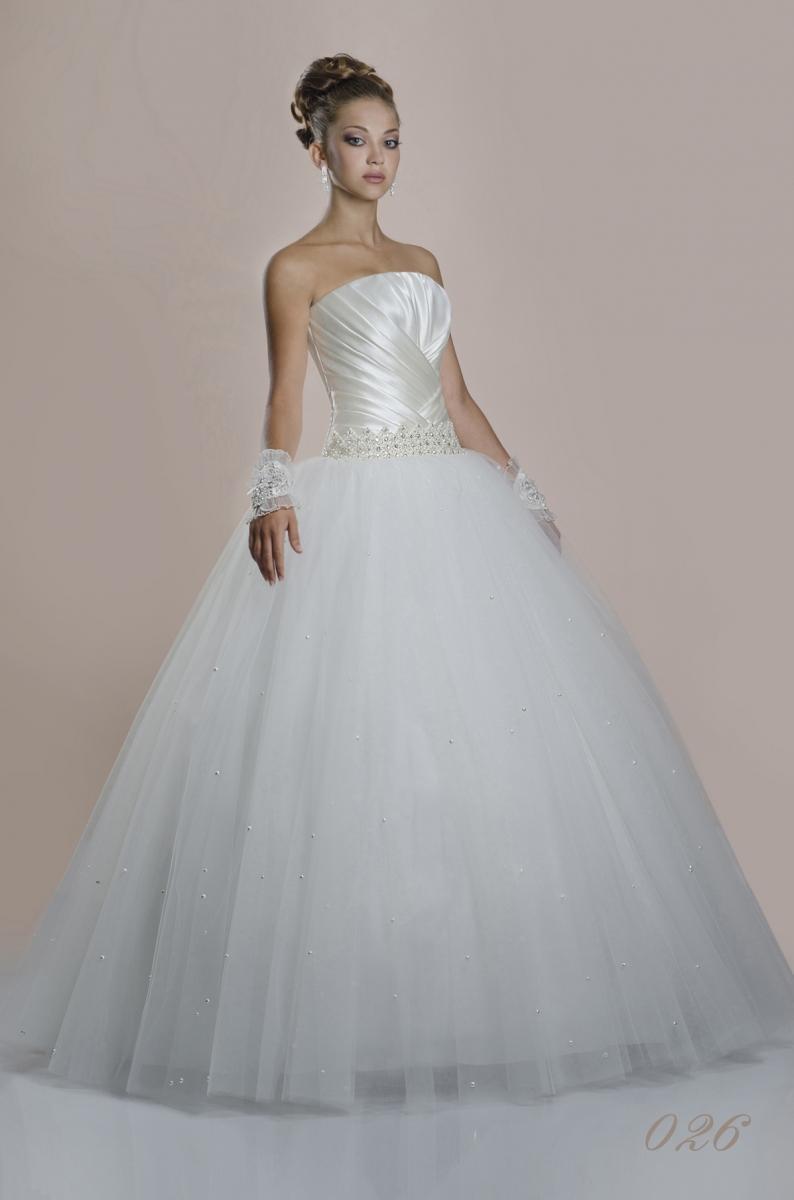 Свадебное платье Dianelli 026