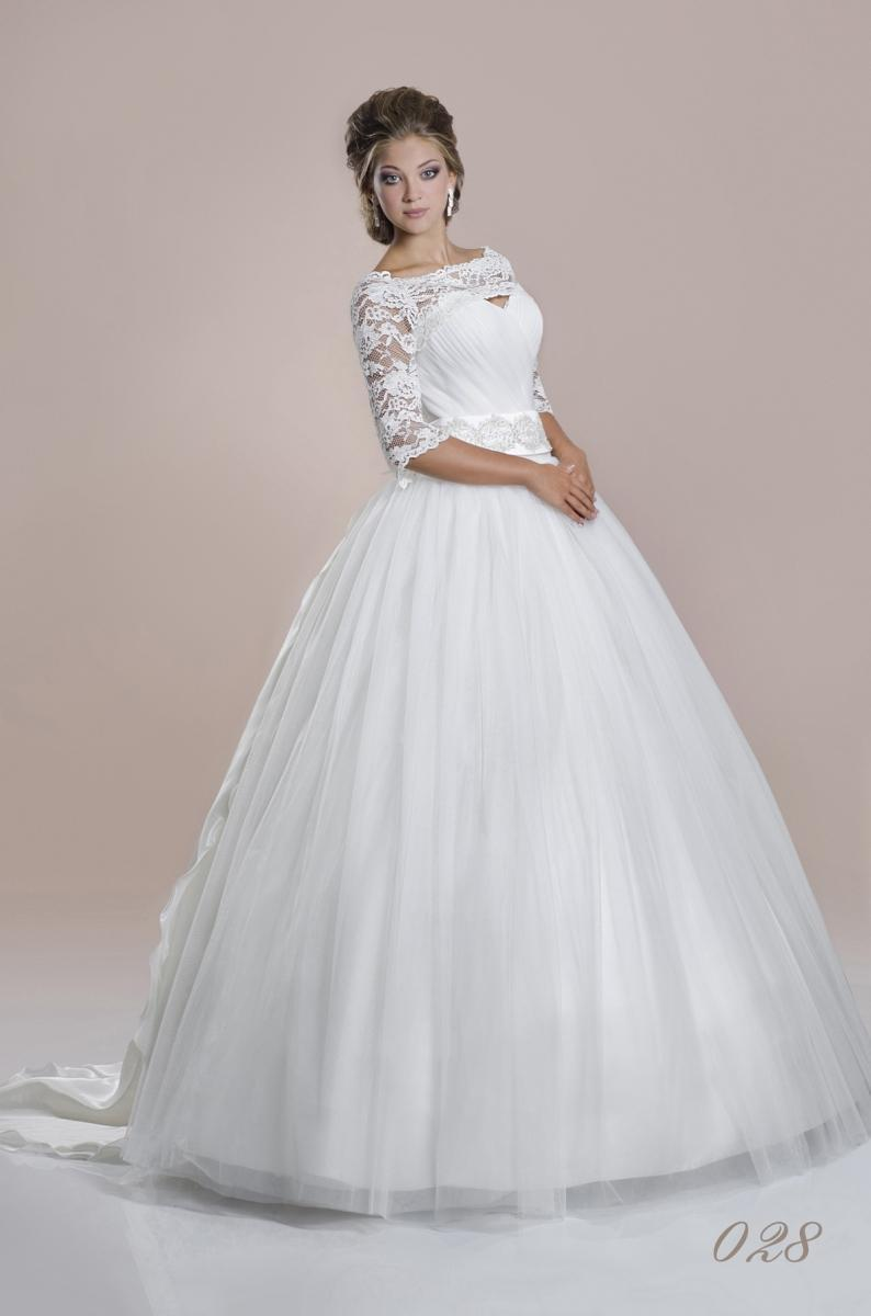 Wedding Dress Dianelli 028
