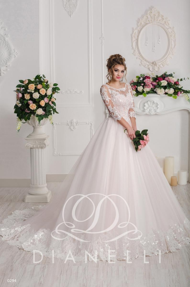 Свадебное платье Dianelli 0294