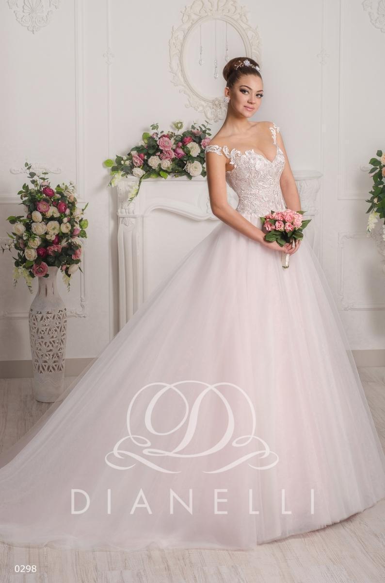 Свадебное платье Dianelli 0298