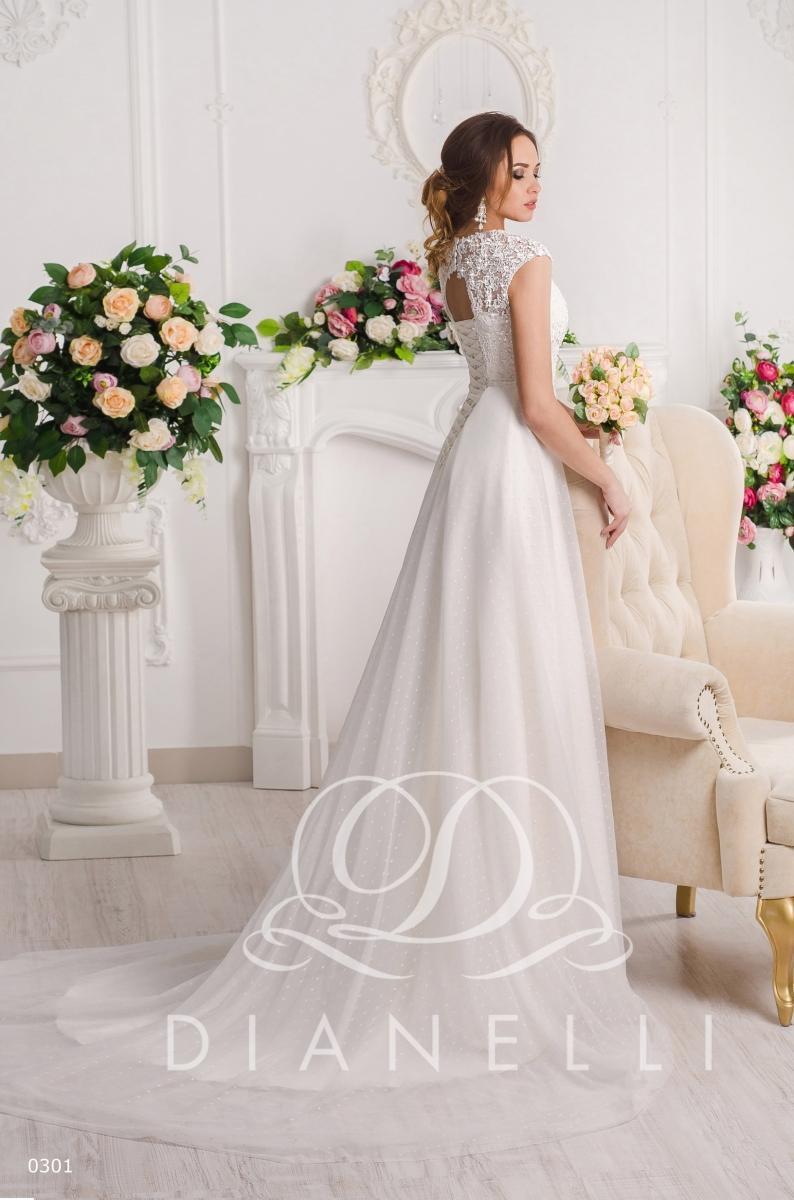 Свадебное платье Dianelli 0301