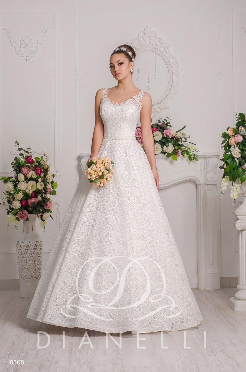 Свадебное платье Dianelli 0308
