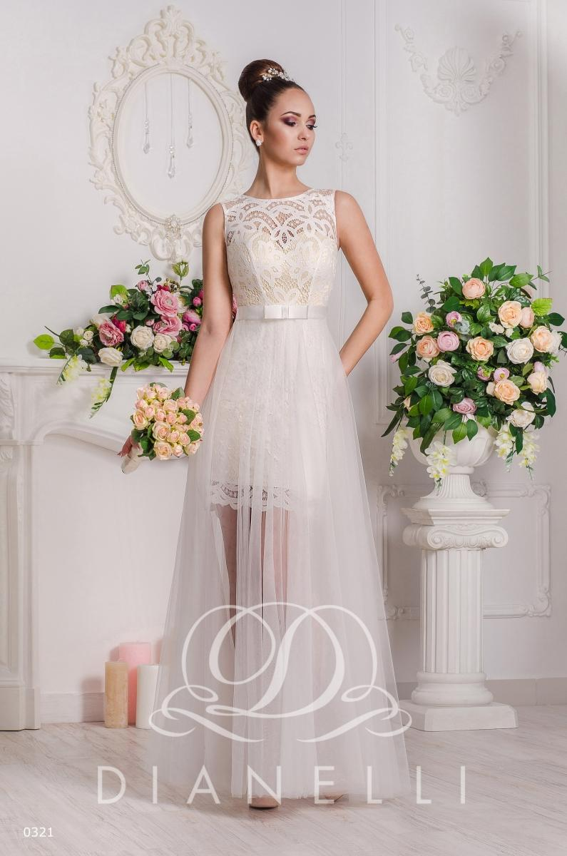 Suknia ślubna Dianelli 0321