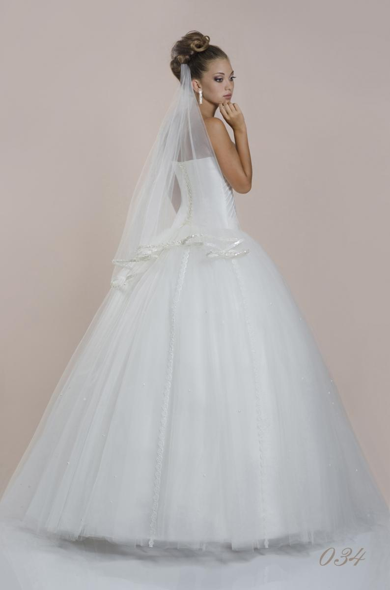 Свадебное платье Dianelli 034