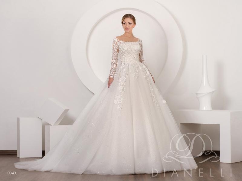 Свадебное платье Dianelli 0343