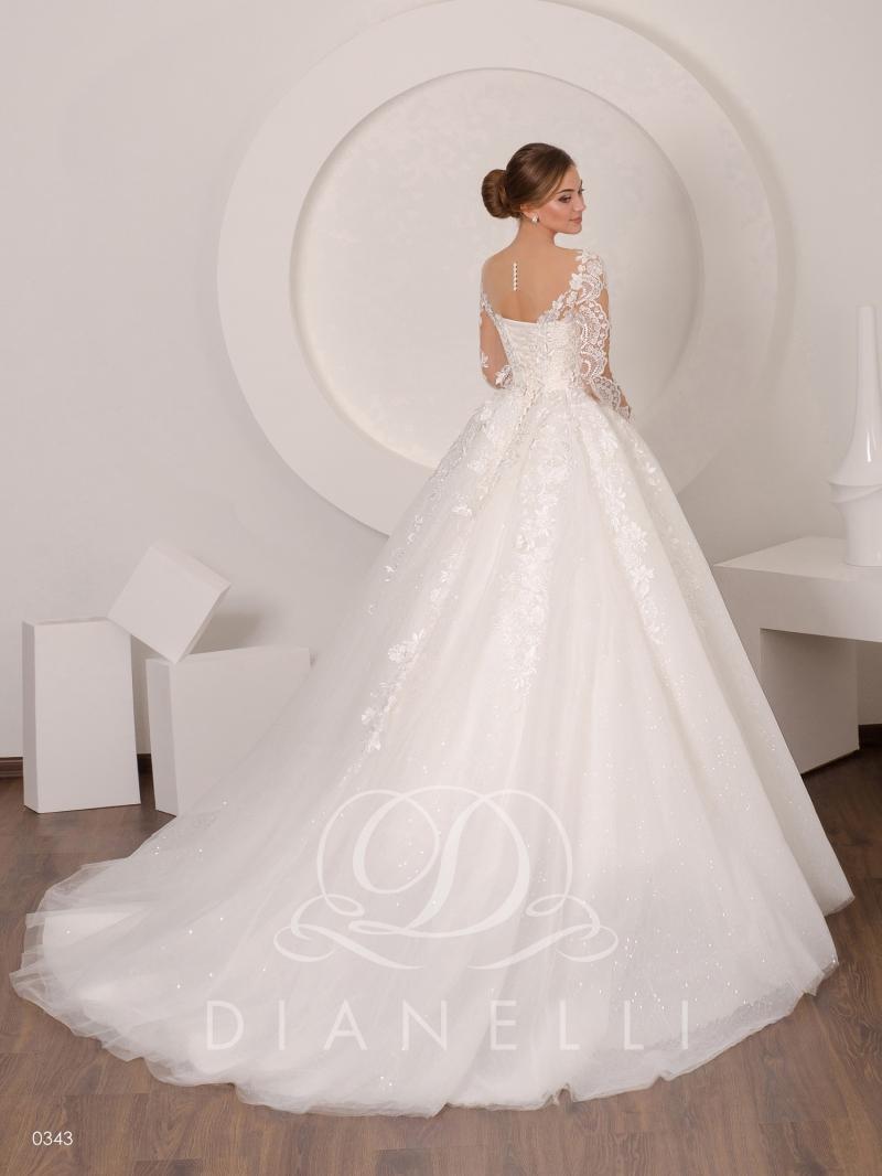 Suknia ślubna Dianelli 0343