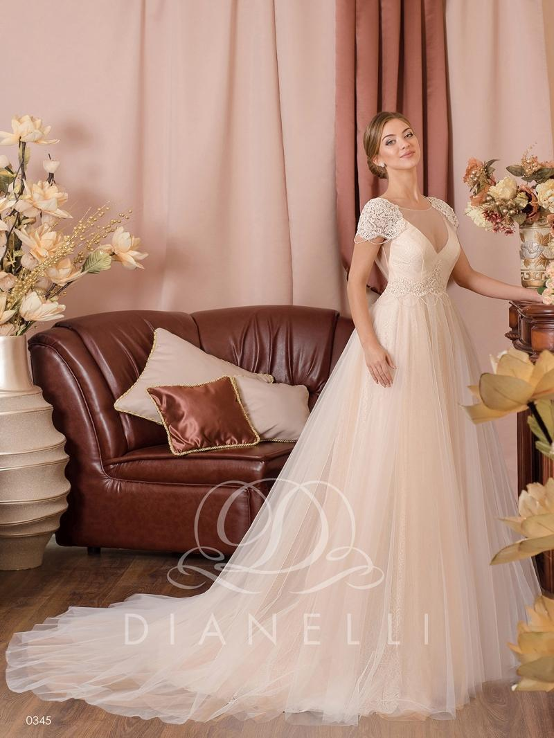 Suknia ślubna Dianelli 0345