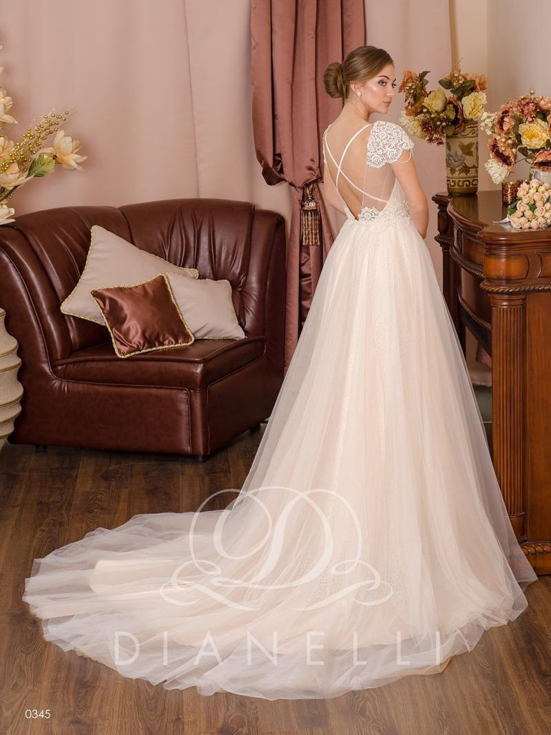 Свадебное платье Dianelli 0345