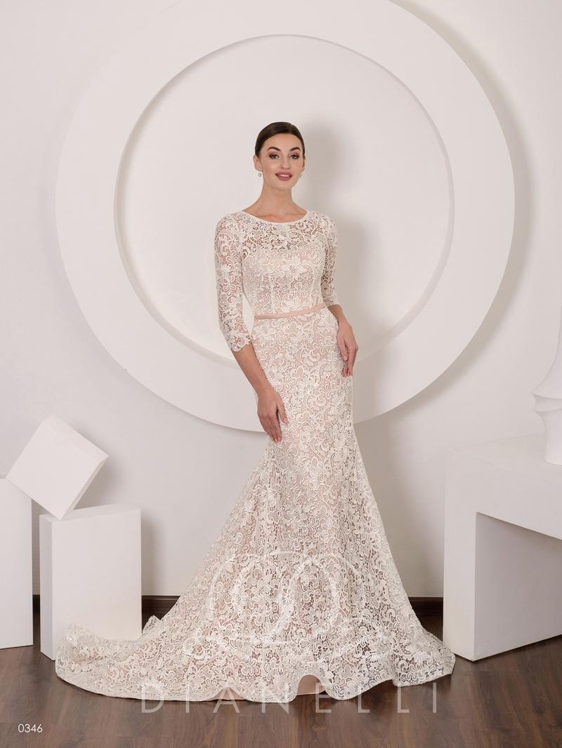 Свадебное платье Dianelli 0346