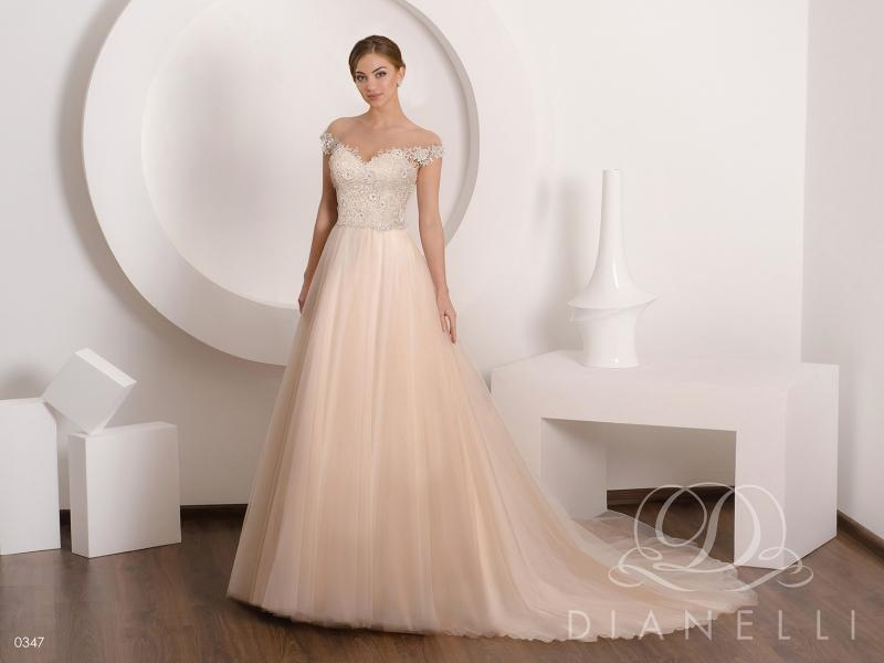 Свадебное платье Dianelli 0347