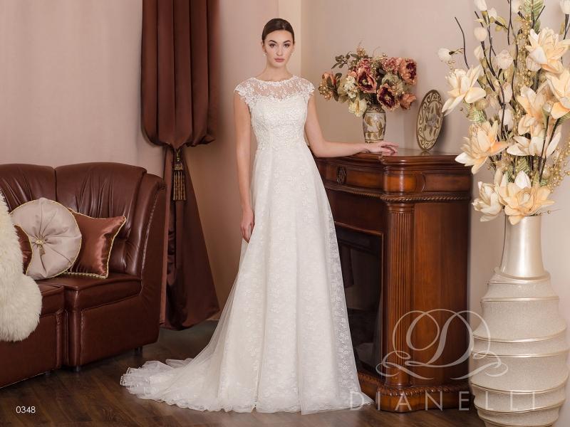 Свадебное платье Dianelli 0348
