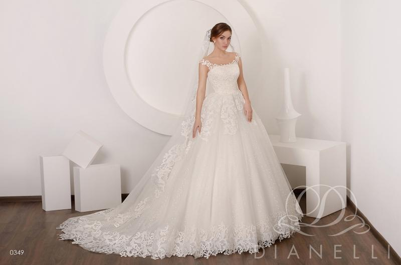 Свадебное платье Dianelli 0349
