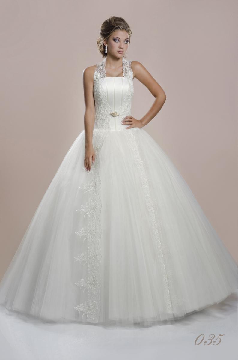Свадебное платье Dianelli 035