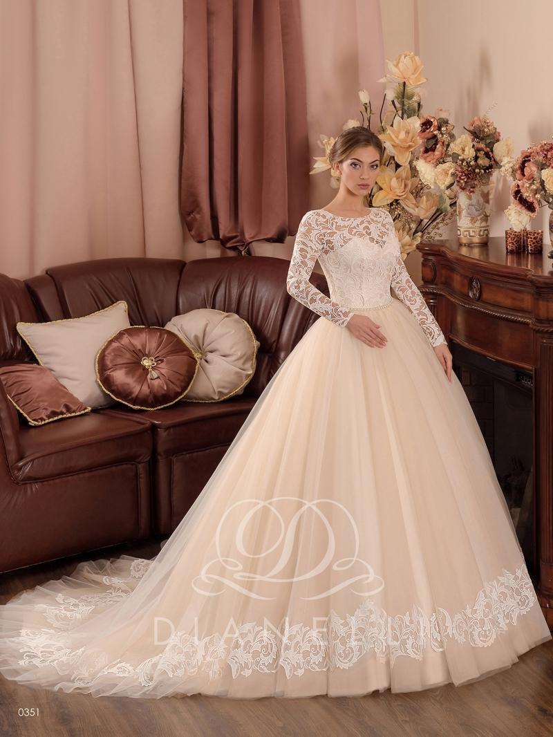 Свадебное платье Dianelli 0351