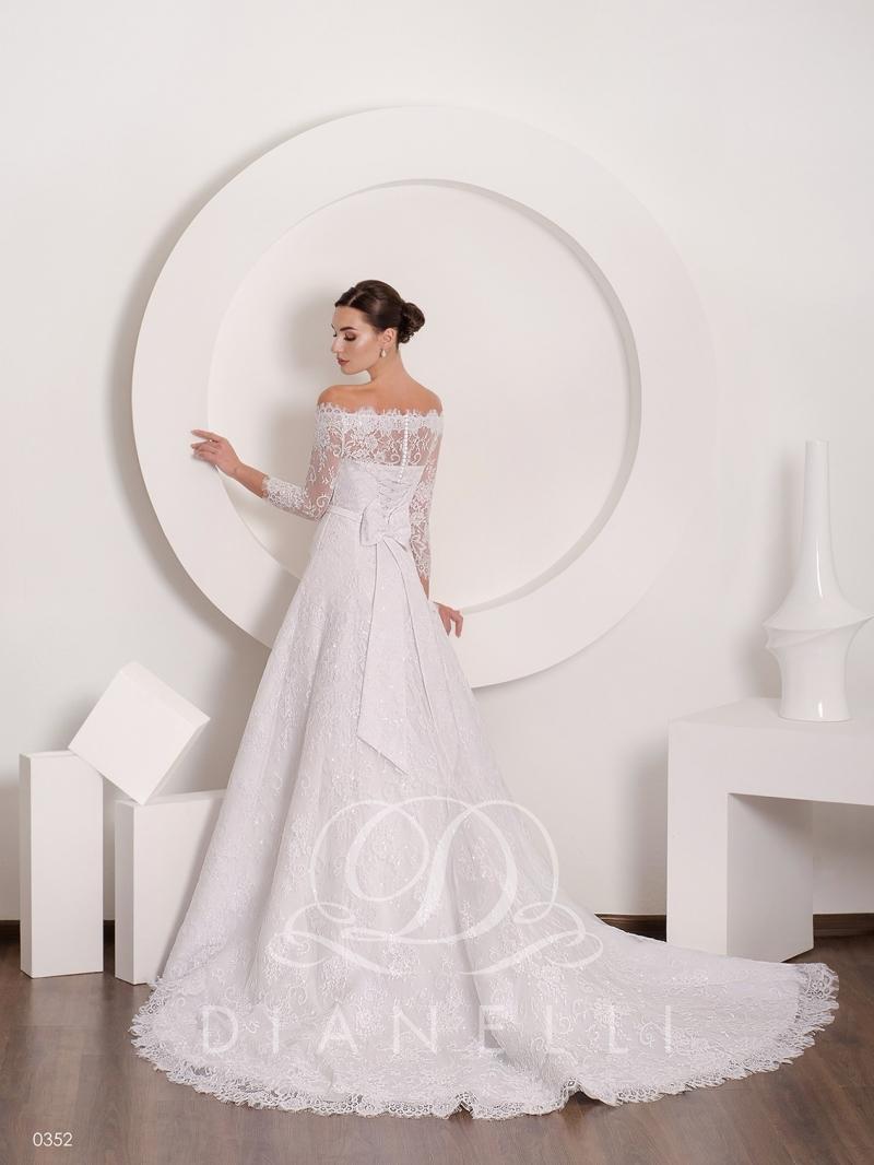 Свадебное платье Dianelli 0352