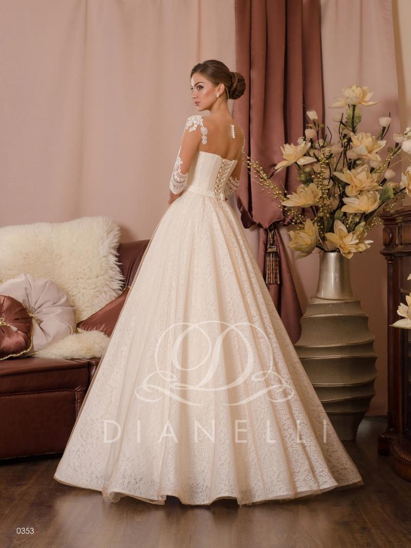 Свадебное платье Dianelli 0353