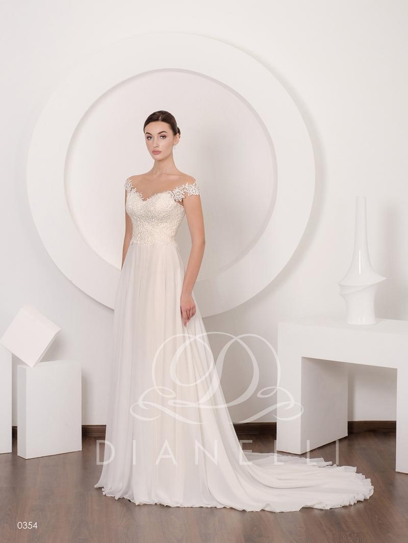 Свадебное платье Dianelli 0354