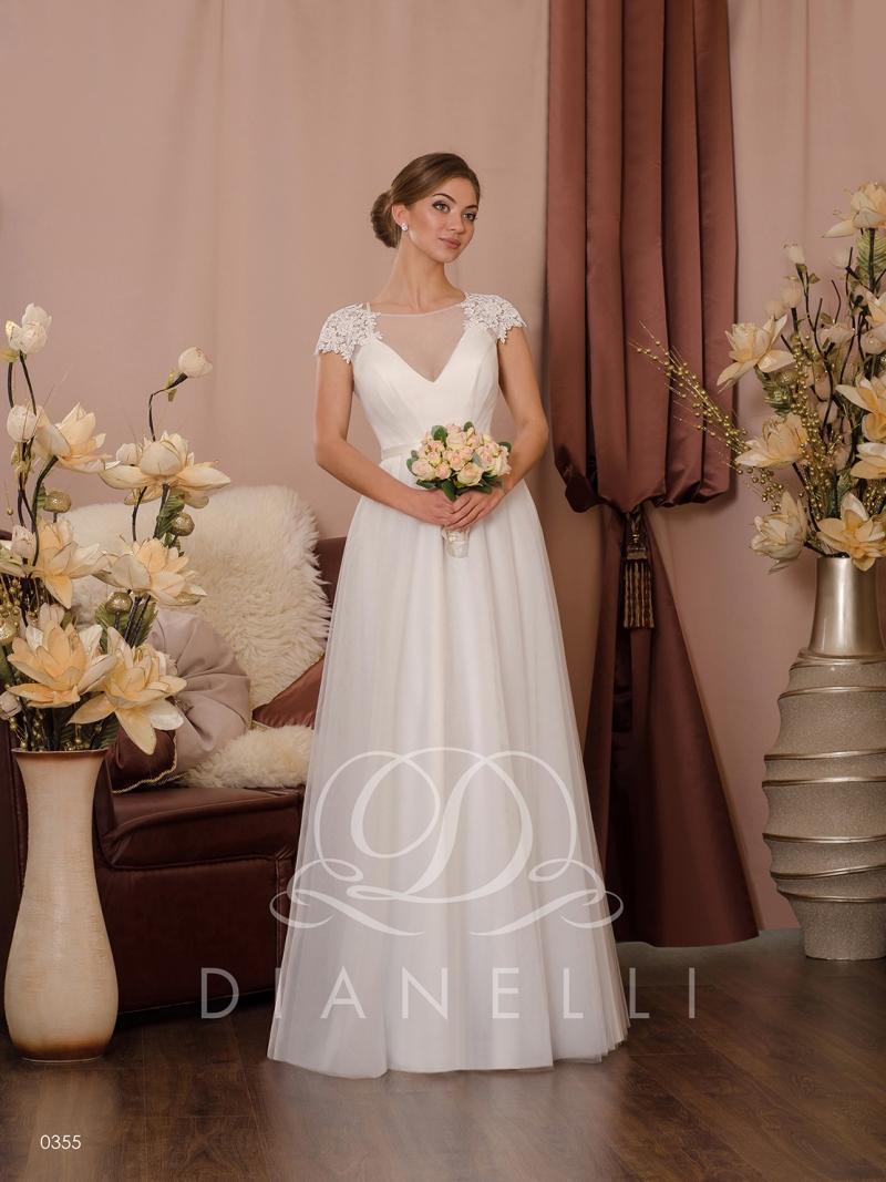 Свадебное платье Dianelli 0355