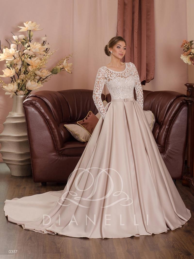 Свадебное платье Dianelli 0357
