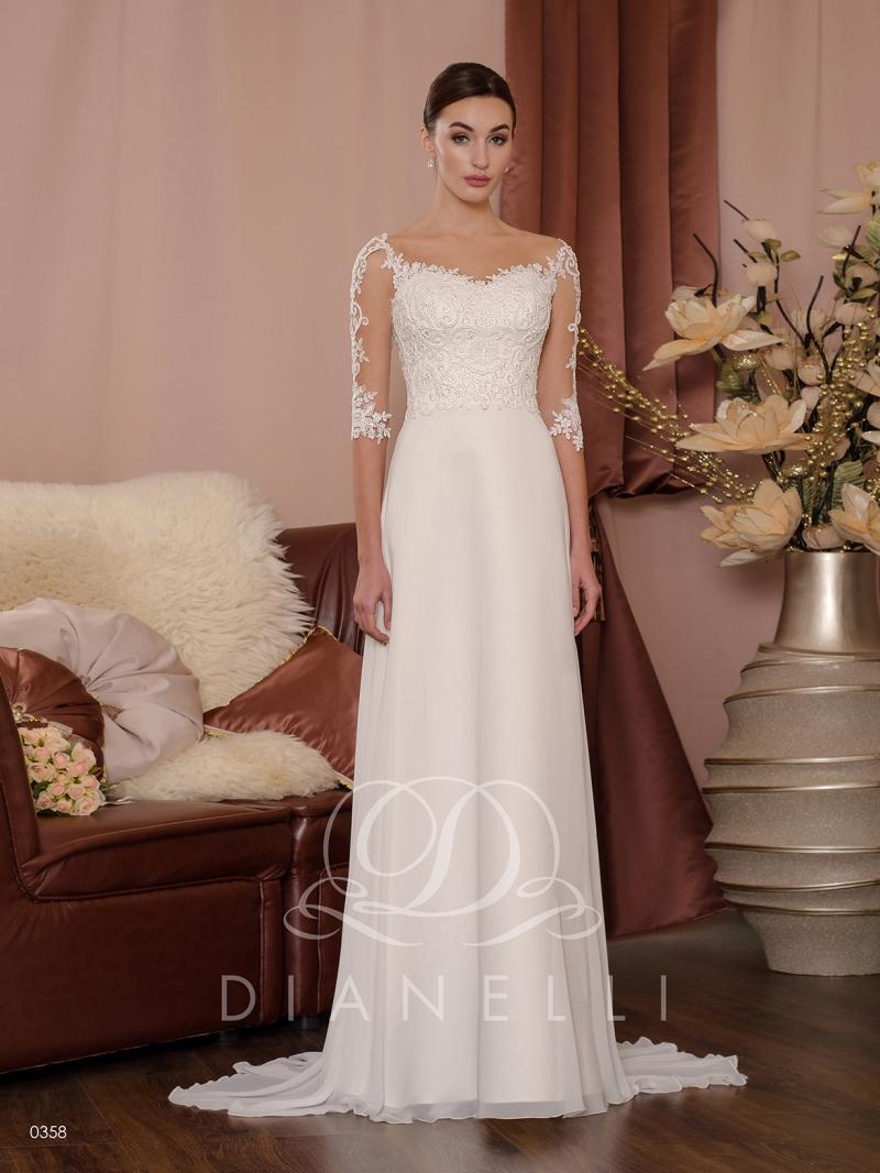 Свадебное платье Dianelli 0358