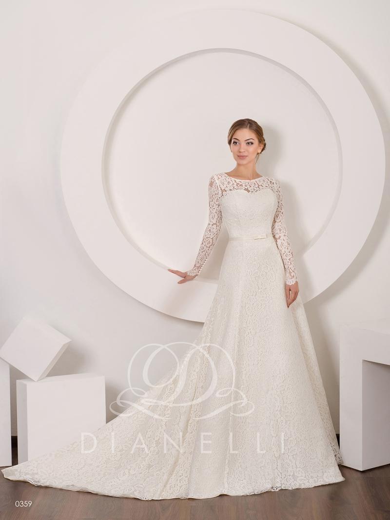 Свадебное платье Dianelli 0359