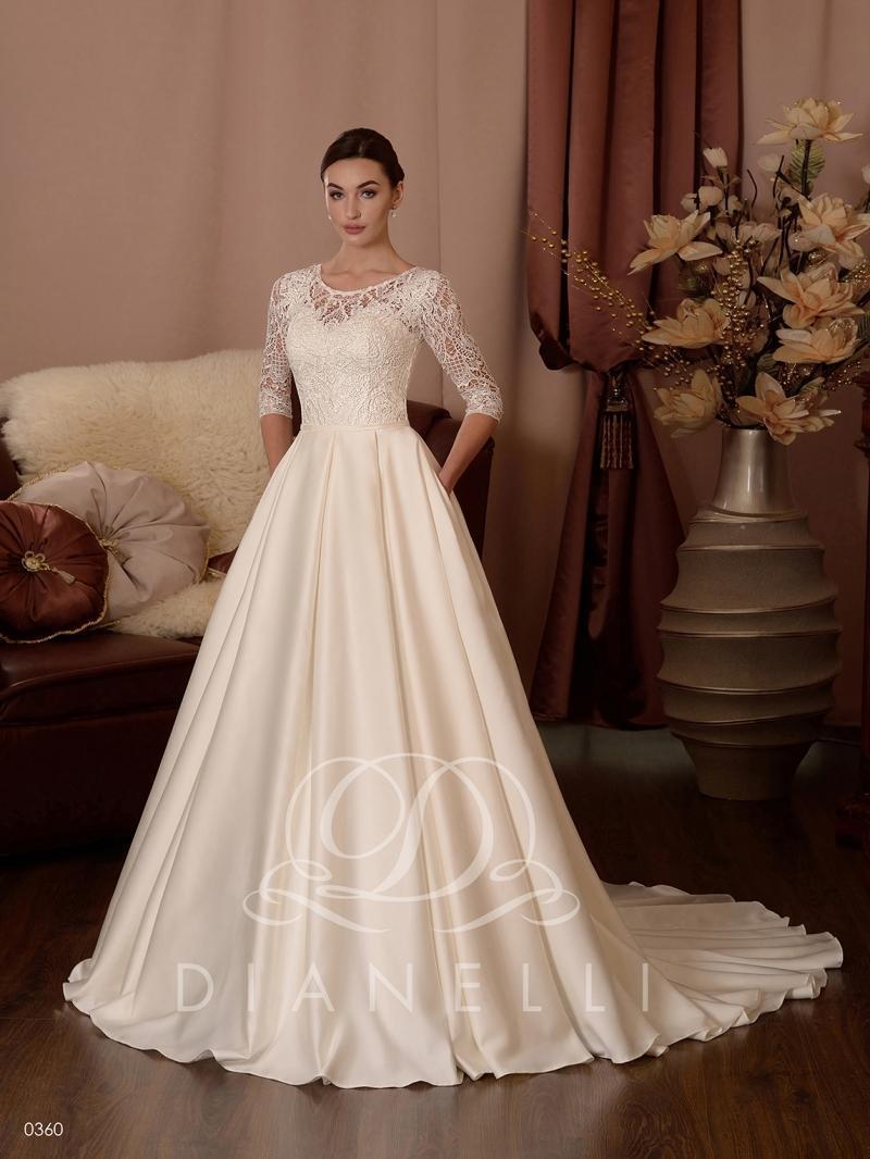 Свадебное платье Dianelli 0360